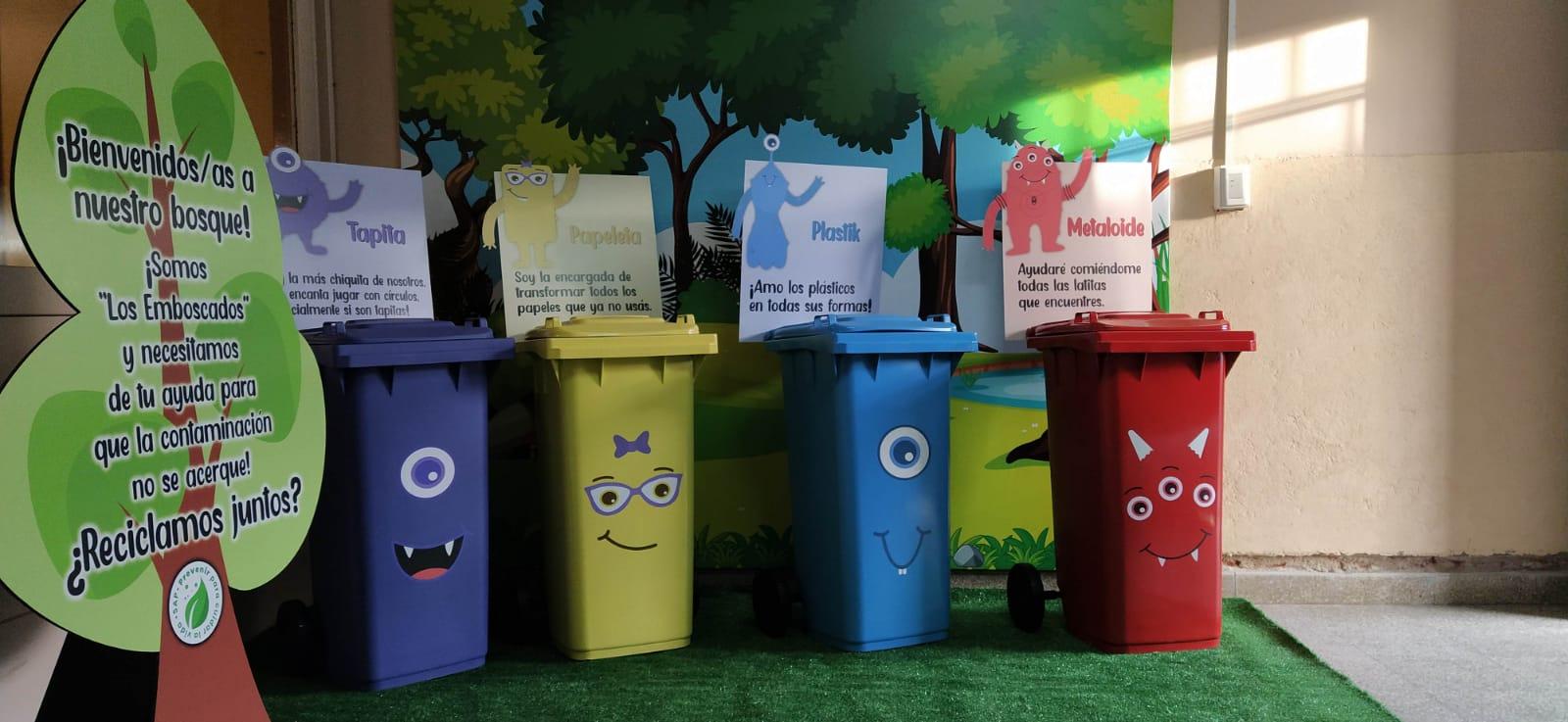 ¿Y vos ya comenzaste a reciclar?